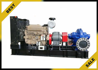 China Cummins Diesel Engine Water Pump For Agricultural Irrigation Turbocharging supplier