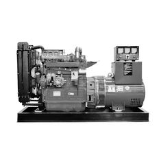 China 100KW /125KVA 1500 Rpm Speed 3 Phase Water Cooled Diesel Generator supplier