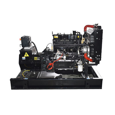 China Open Power Generating Sets With Fuel Tank , 3 Phase Diesel Engine Generator supplier