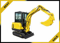 China 2.2t Water Cooling System Caterpillar Hydraulic Excavator 2660 Mm Dumping Height factory