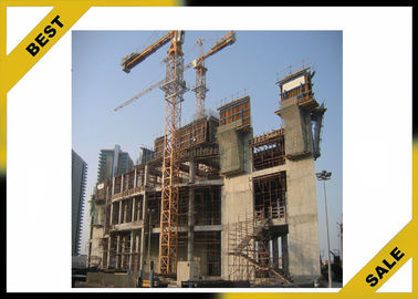 China Reliable Anchor System Climbing Scaffolding System Avoid Dislocation Or Leakage distributor