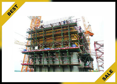 China Hydraulic Construction Climbing Scaffolding System Economical High Standard Elements distributor