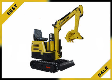 China 900kg Construction Equipment Excavator Flexible And Convenient  Manipulation Koop Engine distributor