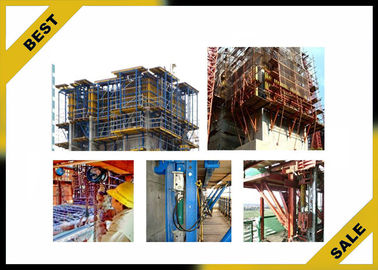 China Conventional Climbing Formwork Climbing System Shutter Painted Galvanized distributor