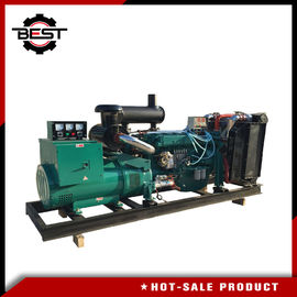 China 50Hz 200kw / 250kva Open Diesel Engine Generator Set Water Cooled With Alternator distributor