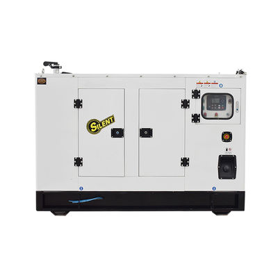4 Cylinders Silent Genset Diesel Generator Set For Home With 1500 Rpm And 50HZ