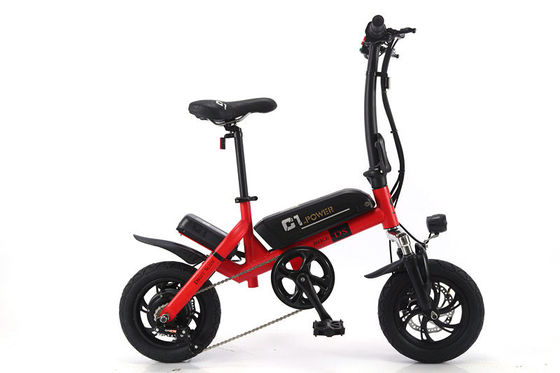 China Long Continued Mileage Lithium Electric Bike With High Strength Structure factory